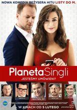 Plakat filmu Planeta singli