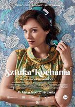 Plakat filmu Sztuka kochania. Historia Michaliny Wisłockiej