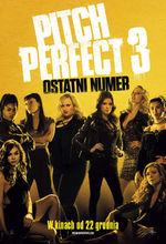 Movie poster Pitch Perfect 3