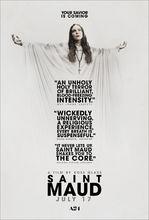 Plakat filmu Saint Maud