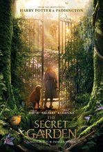 Plakat filmu Tajemniczy ogród