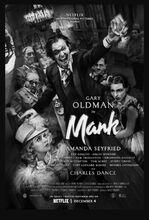 Plakat filmu Mank