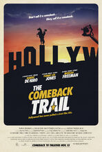 Plakat filmu Cwaniaki z Hollywood