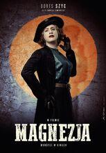 Plakat filmu Magnezja