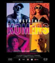 Plakat filmu Ostatni Komers