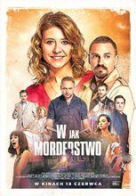Plakat filmu W jak morderstwo